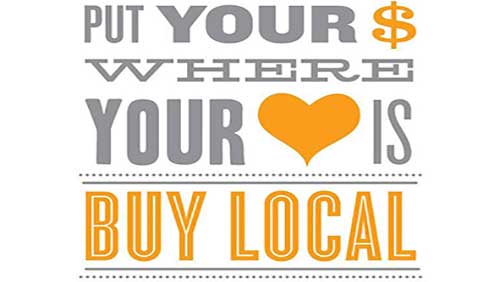 Shop Local – Shop Small